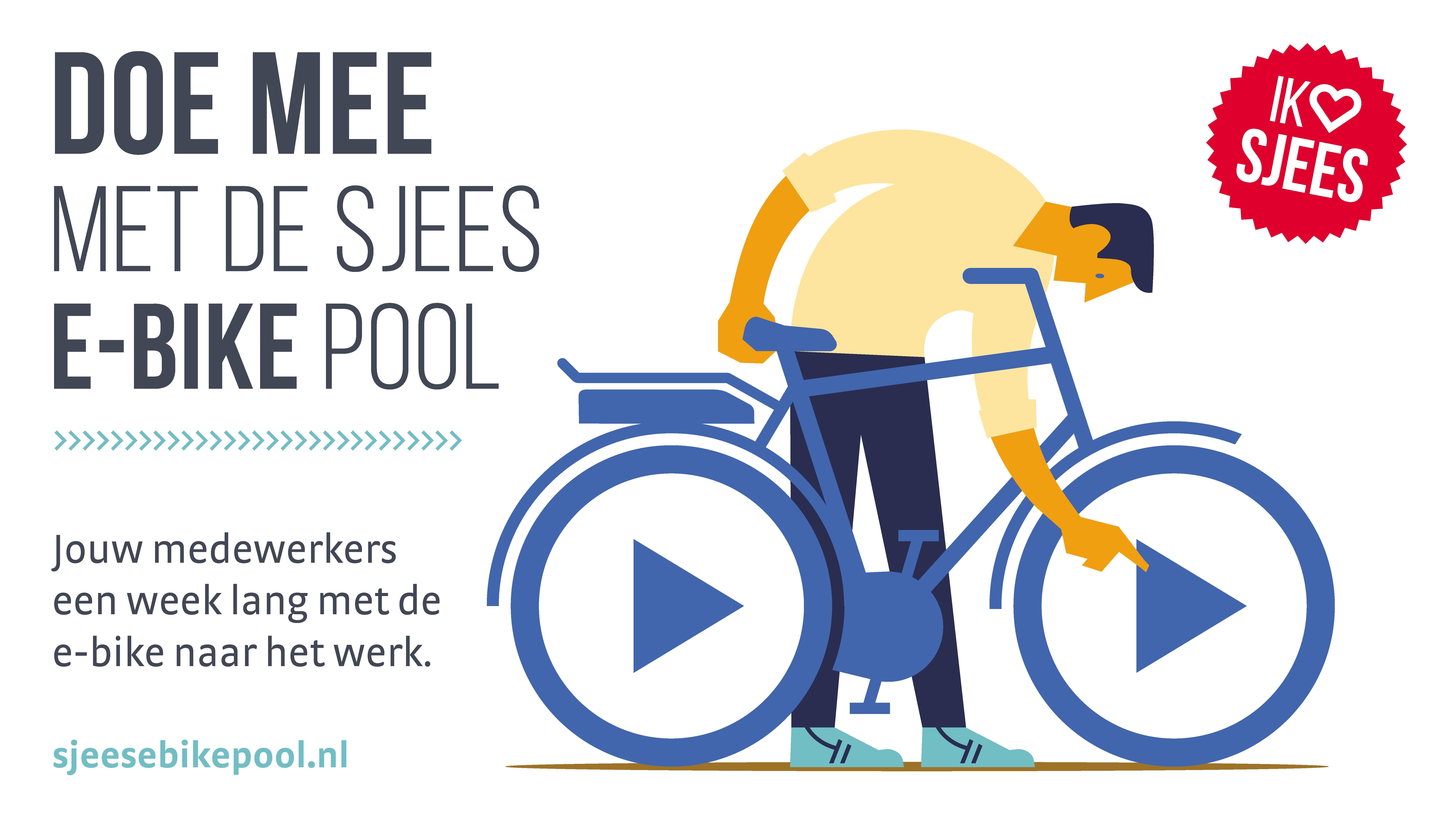 Sjees E-bike Pool